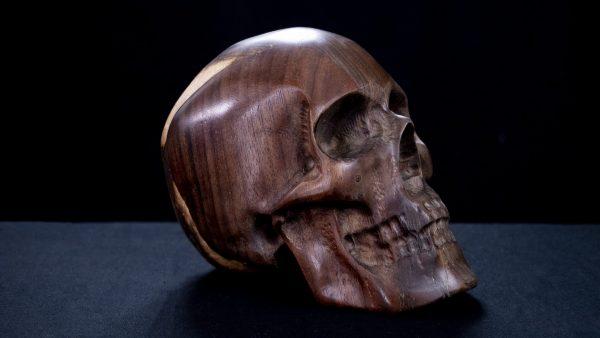 Custom Skull Series 001 (right side)