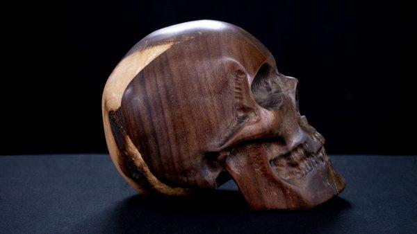 Custom Skull Series 001 (right side 2)
