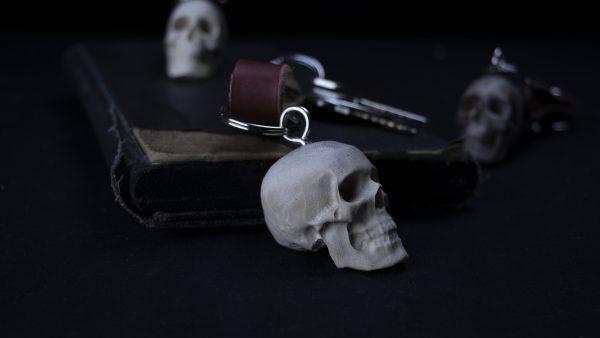 Handmade Maple Keychain
